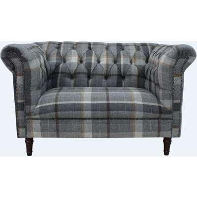 Chesterfield Gleneagles Snuggler 2 Seater Settee Malham Taupe…