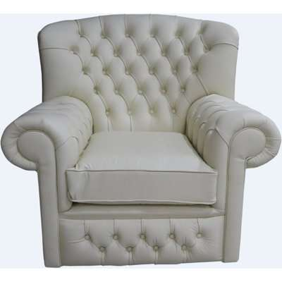 Chesterfield Monks Thomas High Back Wing Chair Cottonseed…