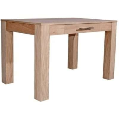 Oakwood - 1200Mm Oak Vaneer Desk