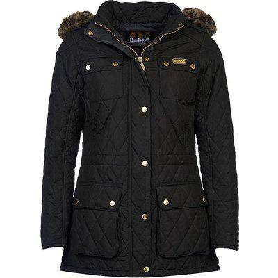 Barbour intl. enduro quilt jacket 8