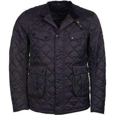 Barbour Intl. Soft Touch Ariel Quilt Jacket L