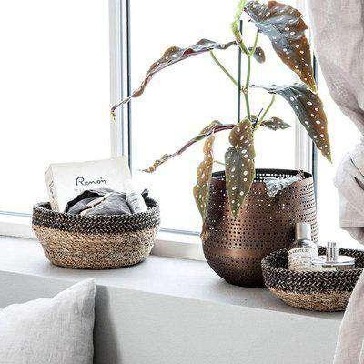 basket bowl set of 2 OS