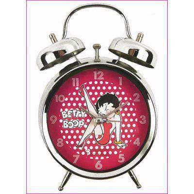 Betty Boop 3' Alarm Clock Polka Dot