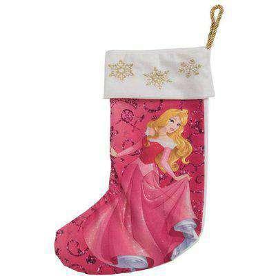 Disney Aurora Christmas Stocking