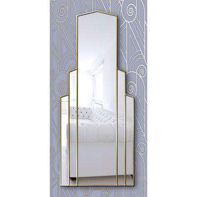 Empire Original Handcrafted Art Deco Full Length Mirror Gold Stock Clearance SOLD