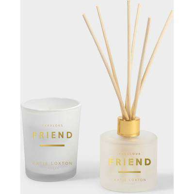 Katie Loxton Fabulous Friend Mini Candle and Diffuser Set