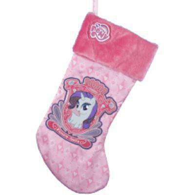 My Little Pony Pink Applique Christmas Stocking