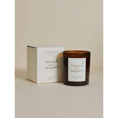 Plum & Ashby Seaweed + Samphire Scented Candle