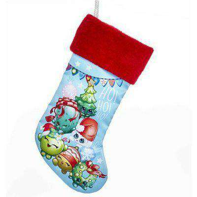 Shopkins 19-Inch Printed Christmas Stocking