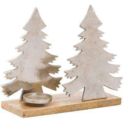 The Noel Collection Christmas Tree Tea Light Holder
