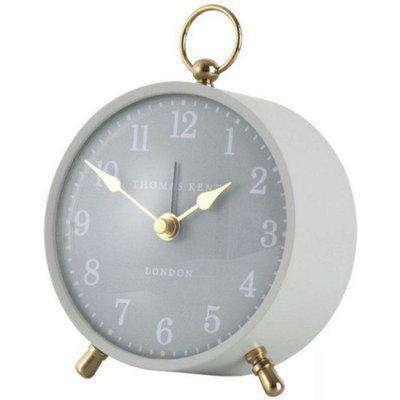 Thomas Kent - Wren Alarm Mantel Clock - Pearl