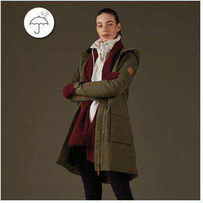 Toggi Canopy Women's Waterproof Coat Khaki 18