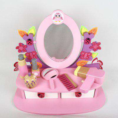Vanity Mirror with Draws