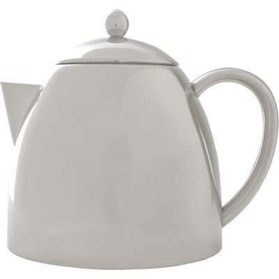 1.5 Litre Stainless Steel Teapot Silver