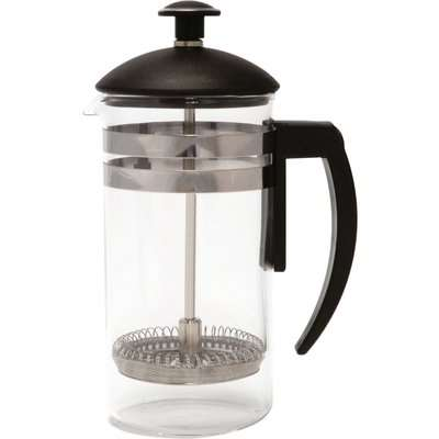 8 Cup Coffee Press Clear