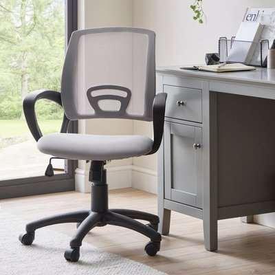 Archie Ergonomic Office Chair Grey