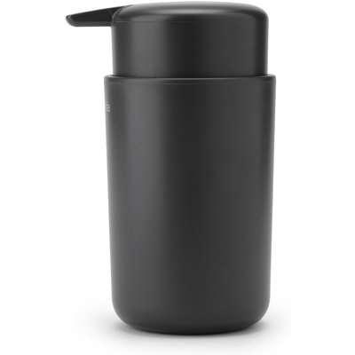 Brabantia Dark Grey Soap Dispenser Grey