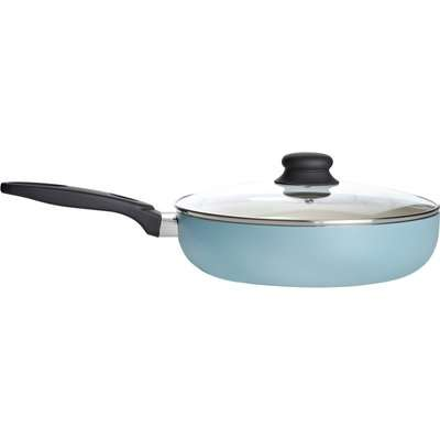 Brabantia Minty 26cm Skillet With Lid Green / Mint