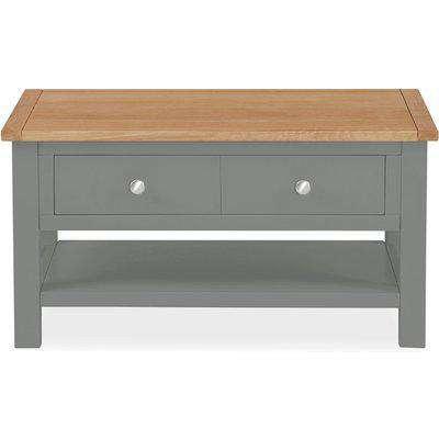 Bromley Slate Coffee Table Slate (Grey)