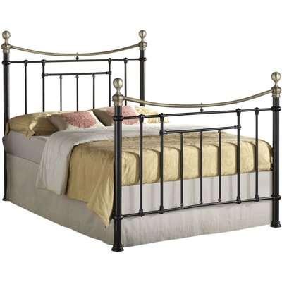 Bronte Bed Frame Black