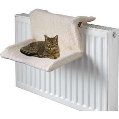 Bunty Cream Radiator Cat Bed Cream