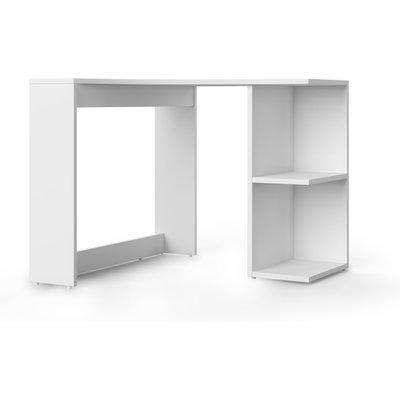 Chesil Corner Desk White