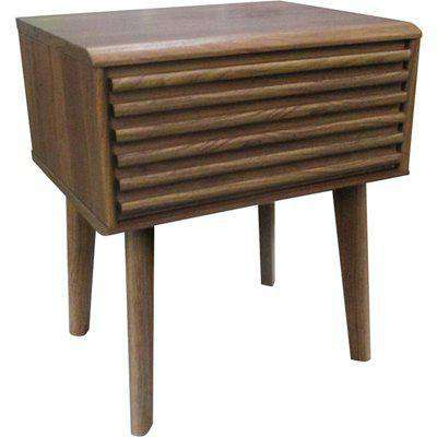 Copen Side Table Brown