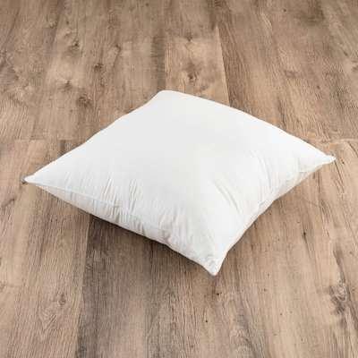 Cotton Cushion Pad White