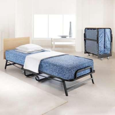 Crown Windermere Folding Guest Bed Black