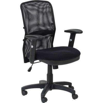 Dakota Ergonomic Office Chair Black