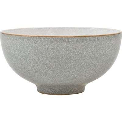 Denby Elements Grey Rice Bowl Grey