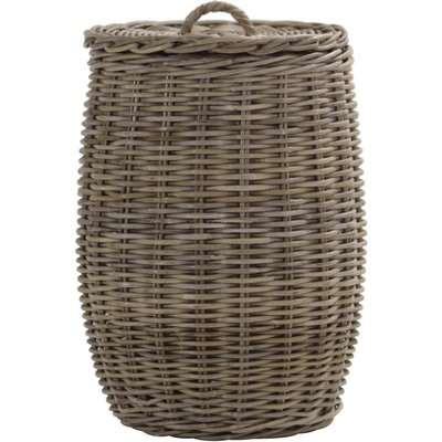 Dorma Kubu Laundry Basket Grey