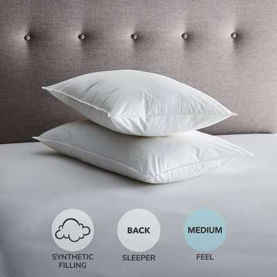 Fogarty Perfectly Washable Mattress Protector White