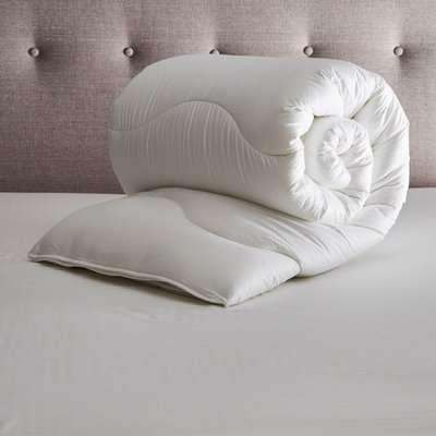 Fogarty Soft Indulgence Pillow Pair White