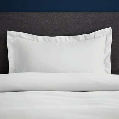 Fogarty Soft Touch White Oxford Pillowcase White