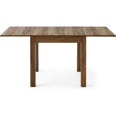 Fulton Flip Top Dining Table Pine