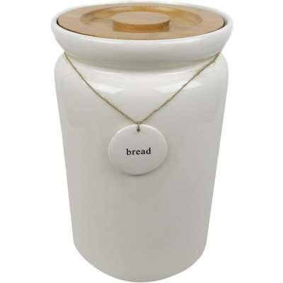 Hang Tag Bread Bin Cream Cream