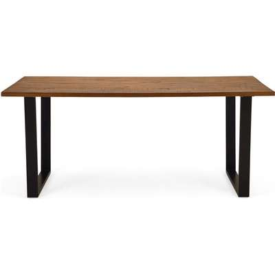Jackson Dining Table Brown