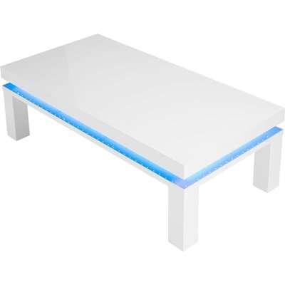 Milano Coffee Table - White White