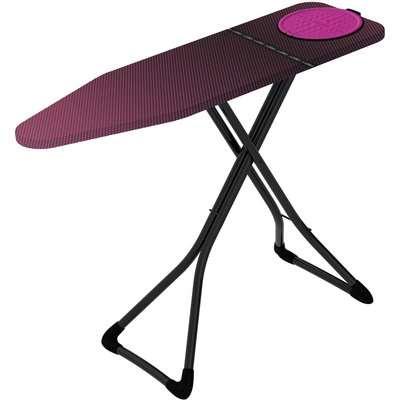 Minky Hot Spot Ironing Board Plum Purple