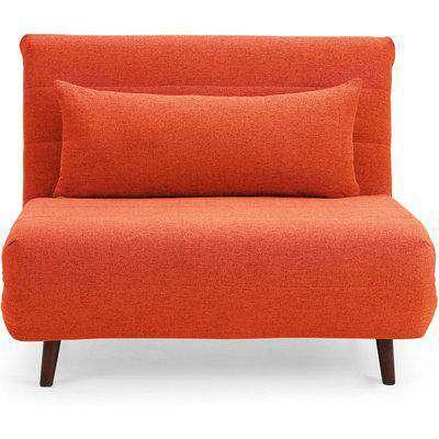 Oliver Chair Bed - Orange Orange