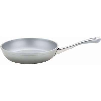 Prestige Prism 24cm Silver Frying Pan Silver