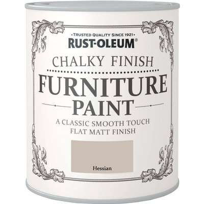 Rust-Oleum Hessian Matt Furniture Paint Hessian