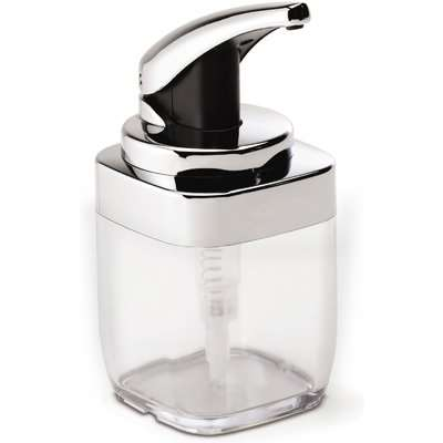 simplehuman Precision Soap Pump Silver