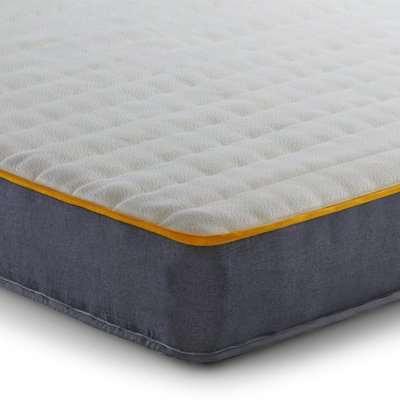 Sleepsoul Medium Firm Comfort 800 Pocket Memory Mattress White