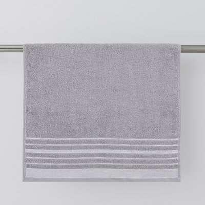 Sparkle Grey Hand Towel Grey