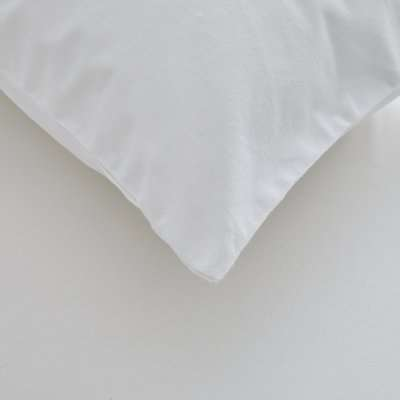 Staydrynights Soft Pillow Protector White