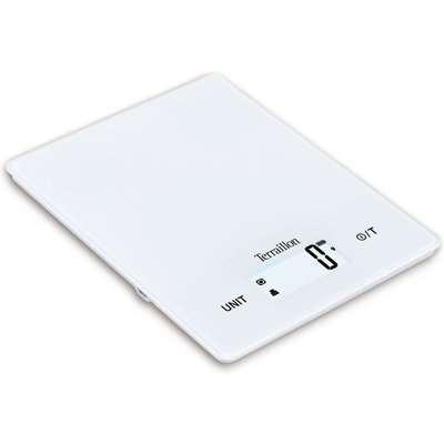 Terraillon Smart USB Kitchen Scales White