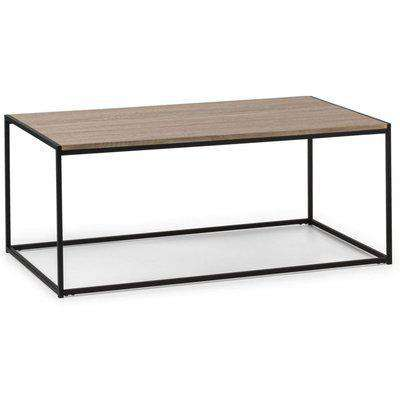 Tribeca Coffee Table Black/Natural