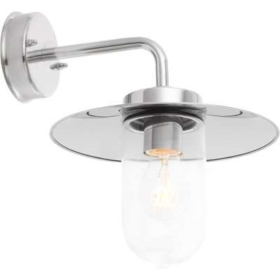 Vogue Hope Outdoor Wall Light Stainless Steel